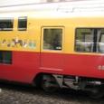 京阪特急ダブルデッカ:実車4・車体8807床の落とし込み