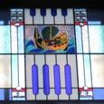 白雲館のステンドグラス