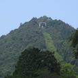 鶴翼山(かくよくざん)とロープウェイ