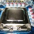 CPU鎮座せり:Intel Core2 Duo Processor E6600