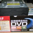DVD: Buffalo DVSM-X1218FBS-BK SATA仕様