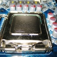 CPU鎮座せり:Intel Core2 Duo Processor E6600