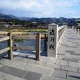 嵐山桜2008IXY4088:渡月橋