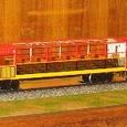 模型:嵯峨野トロッコ列車・車両編成