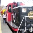2・実車:機関車(DE10)斜め側面