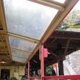 2・透明な屋根