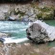 5・保津川の大石