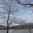 平安郷:広沢池と愛宕山