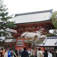 祇園八坂神社南門(正門)