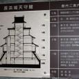 長浜城:天守閣の様子