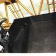長鉄博34:蒸気機関車D51のテンダー(炭水車)