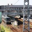 長鉄博35:現代の長浜駅と新快速