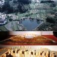 桜埋文14:メスリ山古墳の巨大埴輪列模型