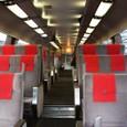 近鉄20000系(01)4号車:階段展望席