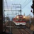 近鉄20000系(21)帰路・行き交う近鉄電車