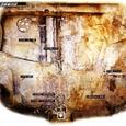 酒船石遺跡案内図