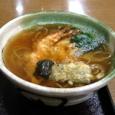 天ぷら蕎麦(上)