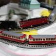 キハ02形レールバス、ED79-100形電気機関車