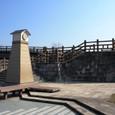 K3:伏見港の時計