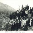 高校二年生・修学旅行・桜島