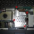 SONY PCG-FX11のハードディスク