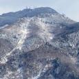 比叡山頂上付近
