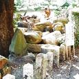 伏見城残石