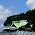 和布刈(めかり)神社神殿屋根