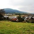 ホケノ山:頂上から見た三輪山