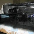 塗装03:つや消し黒