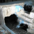 塗装04:トンネル入り口付近