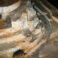 塗装11:聖山北面細部(南西向き)
