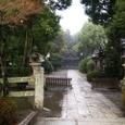 木嶋神社の境内