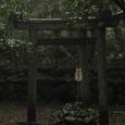 三柱鳥居(みはしらとりい):木嶋神社