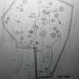 木嶋神社(蚕の社)平面図/京都市