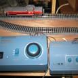 自動往復:電源と自動制御器