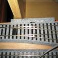 自動往復:KATOの線路切り替え機(ポイント)