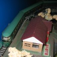 葛野図車:嵐山駅分館前の「ゆふいんの森」