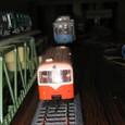 葛野図車:南部縦貫鉄道レールバス&明治時代の市電