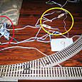 BDL168 14 センサーの配線(電力+信号)