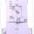 大津宮中枢部復元図