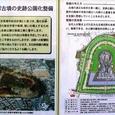 史跡今城塚古墳の史跡公園化整備