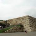 皇居・天主台石垣跡