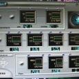 システムのモニター画面
