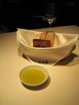(0)パンとオリーブオイル