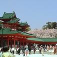平安神宮の白虎楼