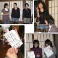 幹事達と、お絵かき芸人:新誠会20080223