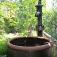 葛野・空中庭園:井戸と甕