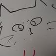 木幡猫またりん素描