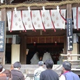大神神社の神事:献詠祭